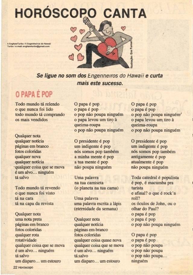 1990 - Revista Horóscopo
