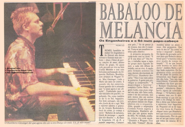 1993 - Jornal do Brasil